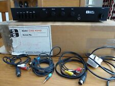 Creek CAS 4040 Integrated Stereo Amplifier with Phono Stage, Excellent Condition
