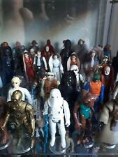 Vintage Star Wars Figures Kenner, NO COO, Trilogo, Last 17, Original, complete