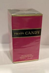 Prada Candy Eau De Perfume WOMENS 1 Fl. Oz Sealed