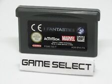 I FANTASTICI 4 MARVEL NINTENDO GAME BOY ADVANCE GBA e DS NDS PAL ITA ITALIANO