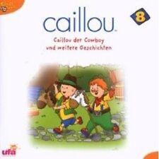 CAILLOU 8 CD KINDERHÖRBUCH NEU