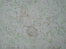 Ralph Lauren Curtain Fabric 'Old Hall Floral' 2.5 METRES Vintage Rose 100% Linen