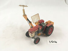 RARE CORGI TOYS # 73 MASSEY FERGUSON 165 TRACTOR WITH SAW ATTACHMENT 1970-73