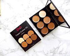New Sleek Makeup Cream Contour Kit Face Palette- Medium 12g