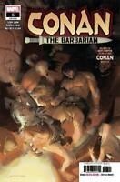 Conan The Barbarian #6 Marvel Comic 2019 1st Print unread NM Ribic Cover