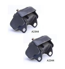 2 PCS FRONT LEFT & RIGHT MOTOR MOUNT For 1974-1980 FORD PINTO 2.3L