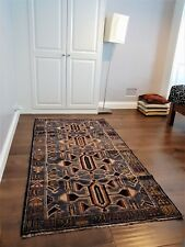 Real Hand knotted Handmade Baluchi Vintage Rug /Carpet, Tapis Baluchi Vintage