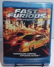 Fast and the Furious:Tokyo Drift (Blu-Ray,2006)NEW(Sealed) - Free S&H-Vin Diesel
