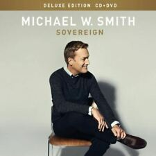 Sovereign [CD/DVD Combo][Deluxe Edition] [Audio CD] Michael W. Smith