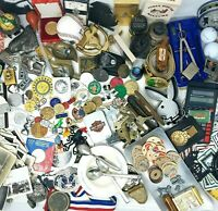 Bulk Vintage Wholesale Junk Drawer Tobacco Fishing Spoons Vintage Jewelry Lego