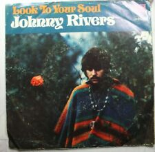 Soul Picture Sleeve 45 Johnny Rivers - Look To Your Soul / Something Strange On