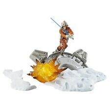Hasbro Star Wars The Black Series Luke Skywalker Diorama Figur Statur Spiel Set