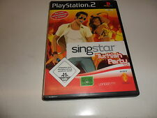 PlayStation 2  PS 2   SingStar Turkish Party