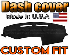 Fits 2011-2014 Dodge Avenger Dash Cover Mat Dashboard Pad /Black (Fits: Dodge Avenger)