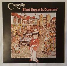 Caravan - Blind Dog At St. Dunstans - Vinyl LP UK 1976 Ex.Con FREE POST