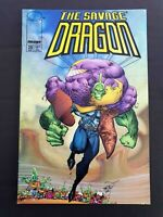 SAVAGE DRAGON (2ND SERIES) #28 IMAGE COMICS 1996 VF/NM