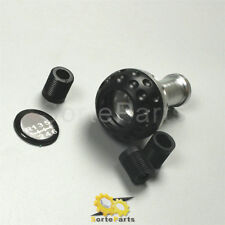 NEW Black 5/6 MT Transmission Shifter Shift Knob Fit For VW Polo Golf 4 GTI 337