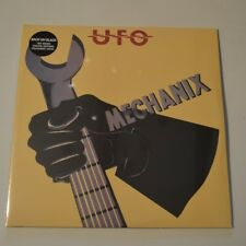 UFO - MECHANIX - 2011 2-LP COLOR VINYL NEW & SEALED