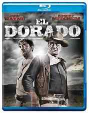 EL DORADO New Sealed Blu-ray John Wayne Robert Mitchum Howard Hawks