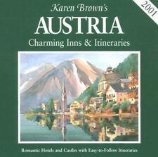 Karen Brown Guides/Distro Line: Karen Brown's Austria : Charming Inns and Itiner
