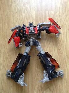 transformer optimus prime figure
