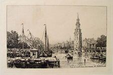 Maxime Lalanne burdeos Tour de montalban Amsterdam Holanda Gracht barco de pesca