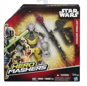 Star Wars Hero Mashers Rebels - Garazeb Orrelios 6inch