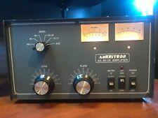 Ameritron AL-811H HF 800 watt Ham Radio Amplifier ,160-10 meters.