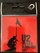 U2 Under The Blood Red Sky - 2.5�x2.5� Official Fridge Magnet