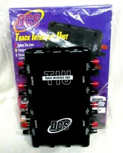 MTH 50-1003 DCS Track Interface Unit (TIU) Model Train Accessory