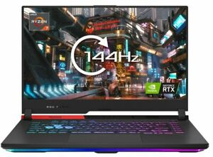 "315.6"" ASUS ROG Strix G513IC-HN013T,FHD 144Hz,R7 4800H,16GB DDR4, 512GB Win 10 H"