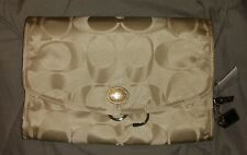 NWT COACH Nylon Hanging Cosmetic Travel Bag F 77392 *LOW PRICE* FREE SHIPPING