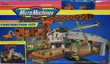 Galoob MicroMachines Micro Machines Construction City Hiways & Byways Playset
