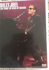 BILLY JOEL LIVE FROM THE RIVER OF DREAMS DVD