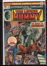 Supernatural Thrillers 16 VF Marvel Comics CBX27