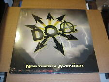 LP:  D.O.A. - Northern Avenger   SEALED NEW PUNK DOA