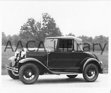 1931 Ford Model A Cabriolet, Factory Photo / Picture (Ref. # 41802)
