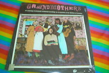 zappa MOTHERS OF INVENTION SEALED GRANDMOTHERS LP 80
