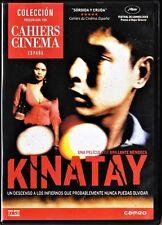KINATAY de Brillante Mendoza. Cine filipino Tarifa plana en envío dvd España 5 €