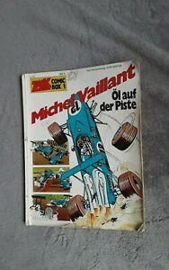 Zack Comic Box 1 Michael Vaillant - Öl auf der Piste