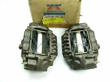 1992-1995 Toyota Pickup 4WD Reman. Front Brake Calipers Loaded With Brake Pads