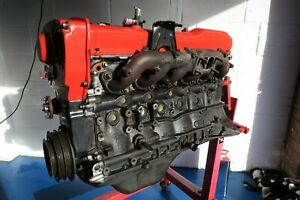 NISSAN SKYLINE ENGINE R33 GTST RB25DET