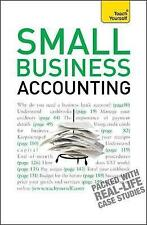 Small Business Accounting Teach Yourself by David Lloyd, Andy Lymer (P/B 2010)