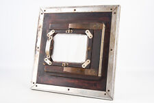 Antique 6x8 5x7 or 4x5 Large Format Camera 3x4 Reducing Spring Back V18