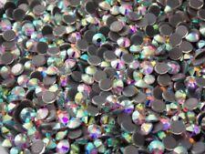 Colore AURORA BOREALE 1440Pcs 10 lordo TOP QUALITY NO HOTFIX Strass Cristallo Nail Art
