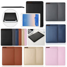 Leather Sleeve Case Cover Pouch Skin For Apple Pencil & iPad Pro 11''12.9'' 2018