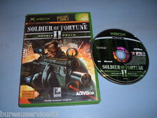 SOLDIER OF FORTUNE II DOUBLE HELIX XBOX (envoi suivi)
