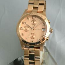 A Simply Stunning Ladies Marc by Marc Jacobs Chronograph MBM3074 Watch GWO