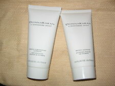 DONNA KARAN CASHMERE MIST 2.5oz BODY CREME & CLEANSING LOTION,BOTH  BRAND NEW