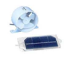 New Solar Fridge Fan to Reduce Heat, for Boat, RV, etc.